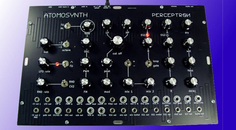 Atomosynth Perceptron