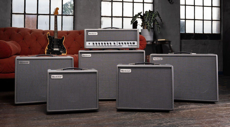 blackstar silverline amps combo topteil box serie