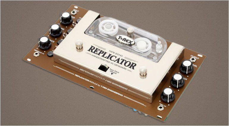 Deal: T-Rex Replicator Tape Echo Module mit über 50 Prozent Rabatt!