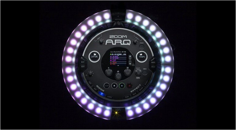 Deal: Zoom ARQ Aero RhythmTrak AR-96 mit 50 Prozent Rabatt!