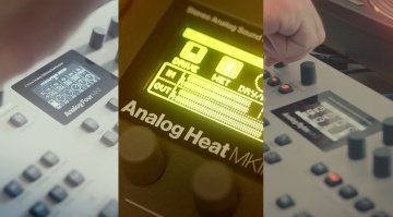 Elektron OS Upgrades für Analog Four, Analog Rytm und Analog Heat