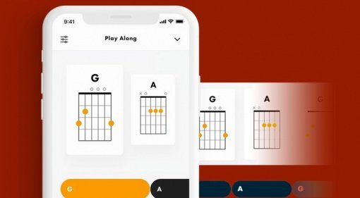 Fender Songs App iOS