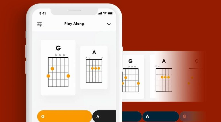 Fender Songs App iOS