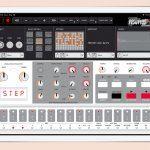Finegear Vesuvius Sampler: Korg Volca Sample Emulation für iPad