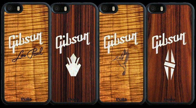 Gibson Thalia Smarthphone Hülle Case