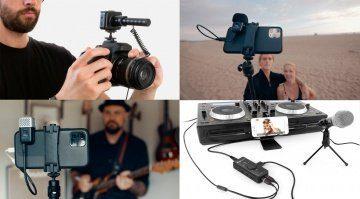 IK Multimedia iRig Mikrofone und iRig Stream