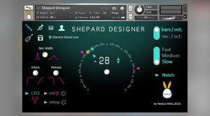 inouï samples Shepard Designer