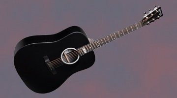 Martin Guitar DX Johnny Cash Akustikgitarre Teaser