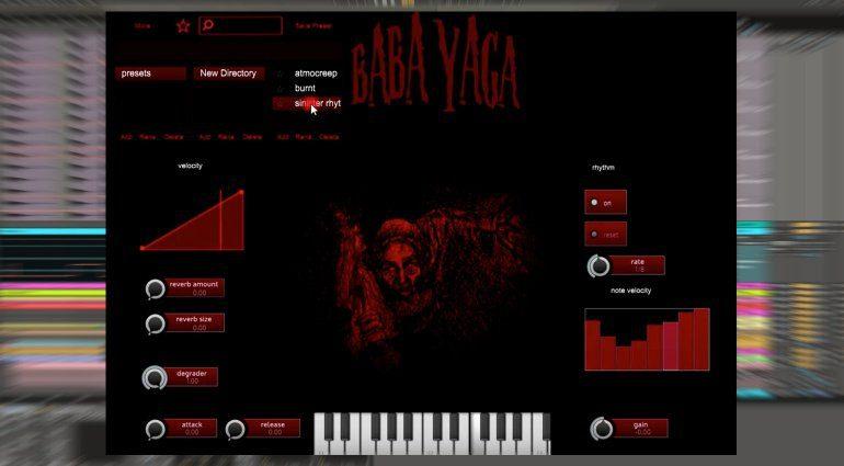 Night Knock Baba Yaga - dieses kostenlose Plug-in ist der blanke Horror!