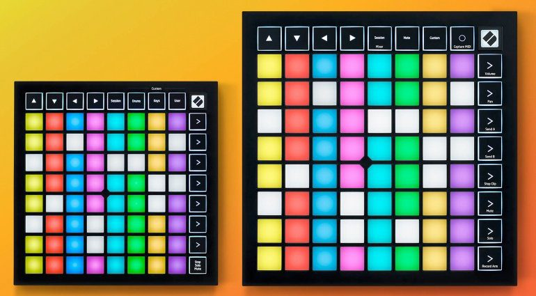 Novation Launchpad Mini und Launchpad X