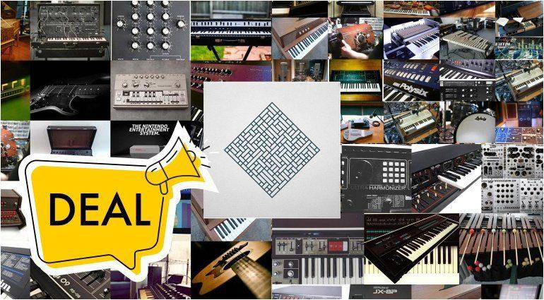 Deal: Puremagnetik Compendium X - 50 Prozent auf die komplette Sound-Kollektion!