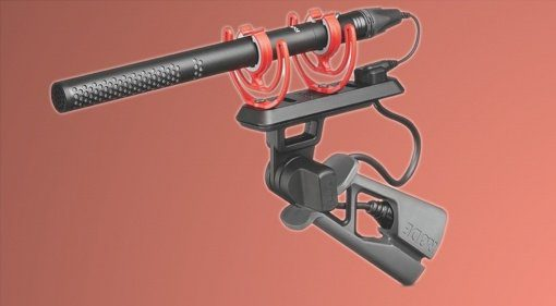 Rode NTG5 Pistolengriff