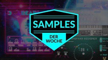 Samples der Woche: 80s Arcade Sounds, Shepard Designer, Big Bang Orchestra