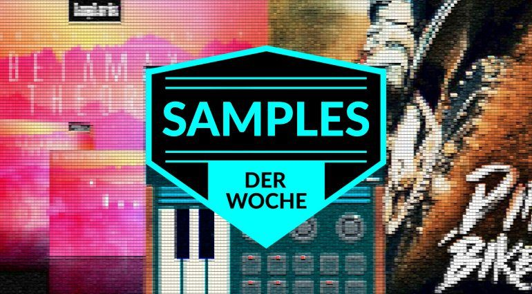 Samples der Woche: Dirt Bikes, Betamax Theory, OB From Mars