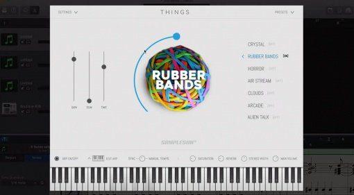 Sampleson Things - der perfekte Synthesizer für den Einsteiger?
