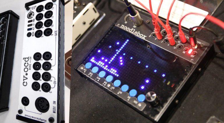 Sixtyfour Pixels noodlebox serendipity sequencer