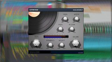 Sknote Cuttertone - mastern wie die Vinyl-Cutter