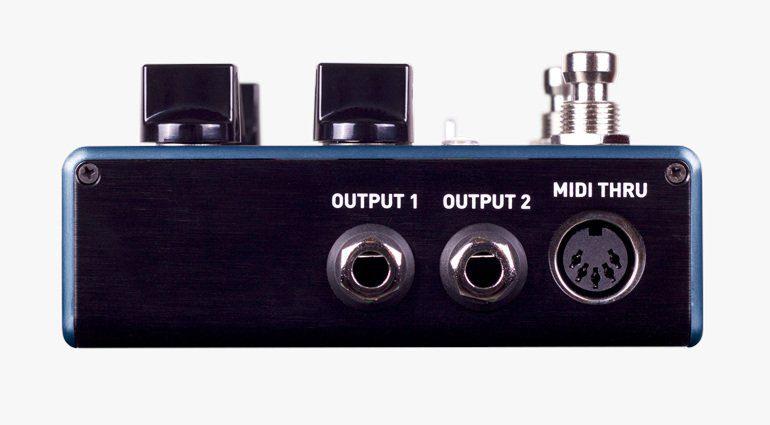Source Audio Collider Delay Reverb Effekt Pedal Links