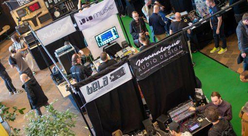 Schneidersladen kündigt Superbooth20 an!