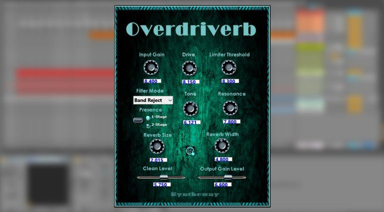 Syntheway Overdriverb