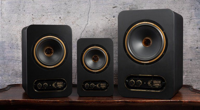Tannoy Gold Serie