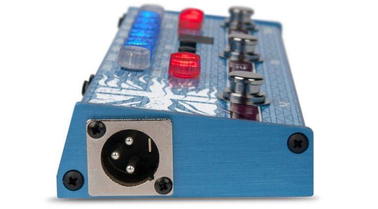 Tech 21 Steve Harris SH1 Sansamp XLR