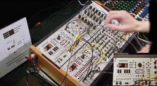 Transistor Sound Labs Sequencer