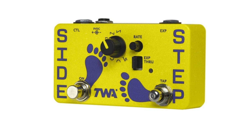 TWA Side STep Effekt Pedal FX LFO Slant