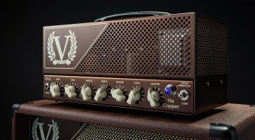 Victory The Copper Amp Topteil Vollroehre Box