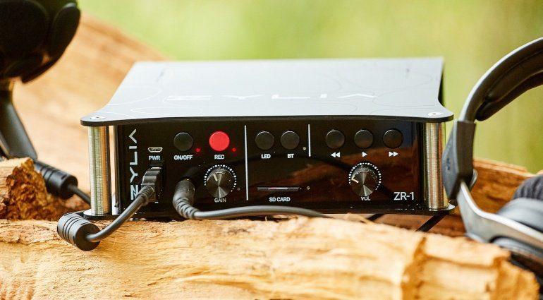 Zylia ZR-1 3D Ambisonics Surround Recorder