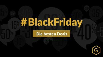 Black Friday und Cyber Monday Deals 2019 - Verpasse keinen Rabatt!