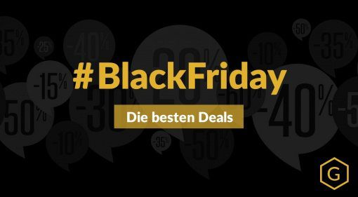 Black Friday und Cyber Monday Deals - Verpasse keinen Rabatt!