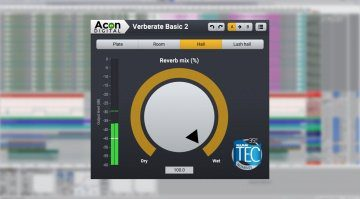 Acon Digital verschenkt Verbrate Reverb Plug-in
