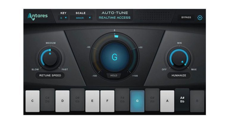 Antares Auto-Tune Realtime Access