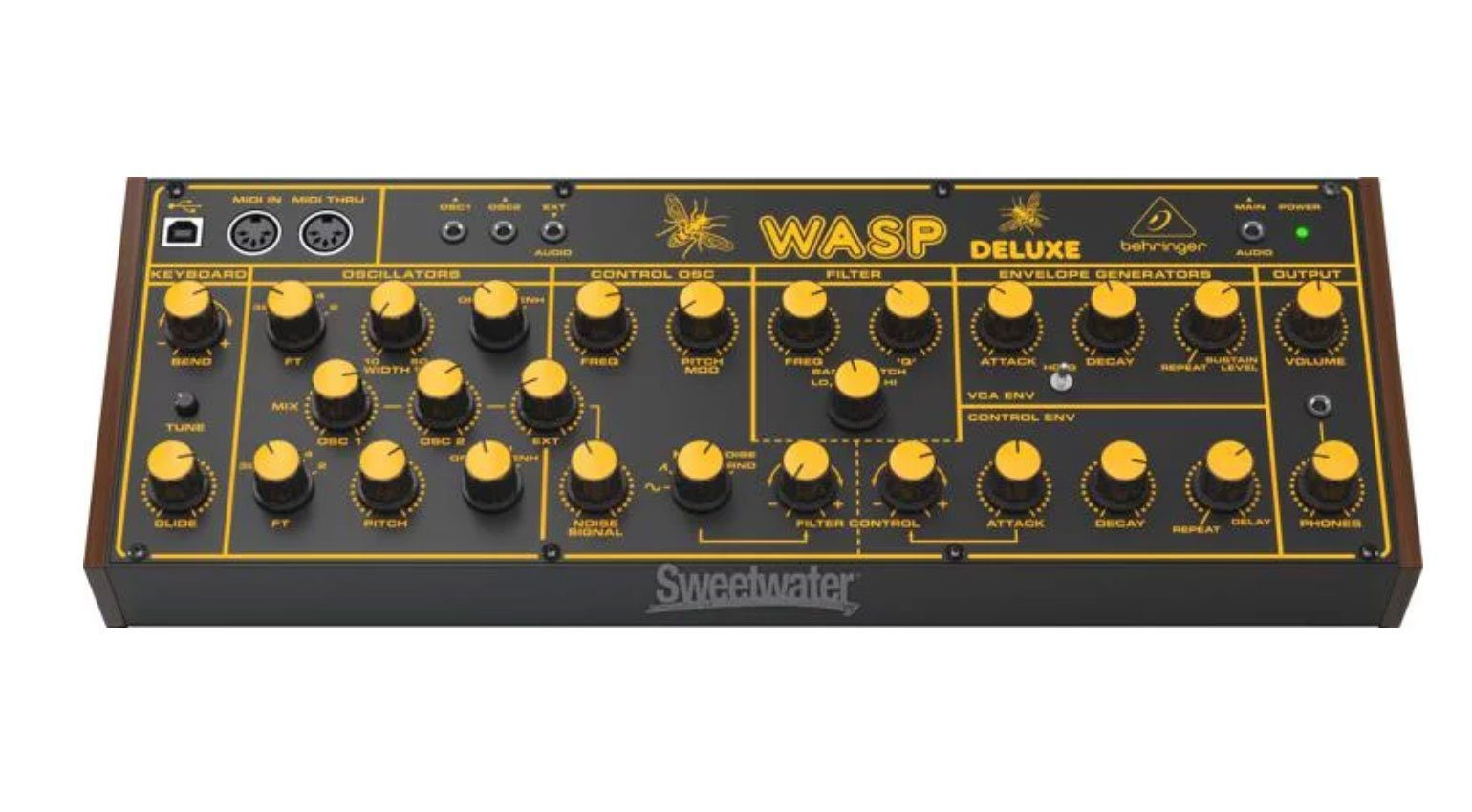 Behringer Wasp Deluxe Synthesizer