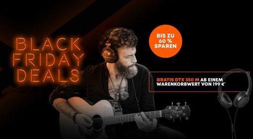 Deal: Beyerdynamic Black Friday Angebote inklusive kostenlosem Kopfhörer