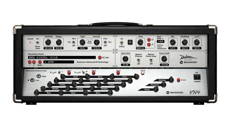 Brainworx Diezel VH4 Amplifier