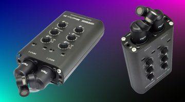CEntrance MixerFace R4B PivotMic PM1