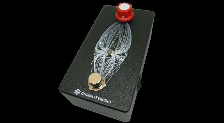 ChiralityAudio Black Swan Effekt Pedal TEaser