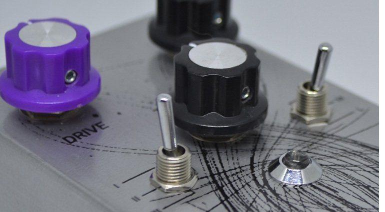 ChiralityAudio Splinter Effekt Pedal Nah
