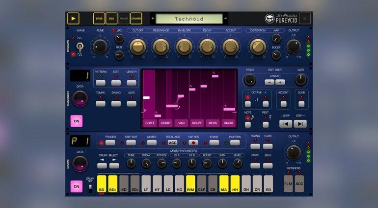 JimAudio Pure Acid