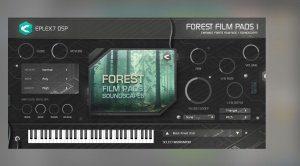Eplex7 DSP Forest Film Pads 1