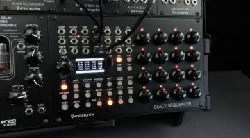 Erica Black Sequencer