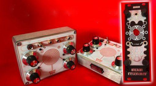 Error Instruments - Drone Bank - Indian Resonator