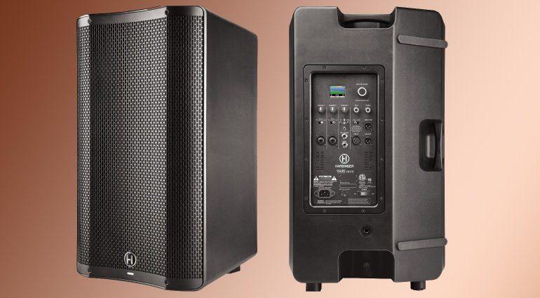 Neue Harbinger Boxen V4415 und V4112 aus der Vari-Serie