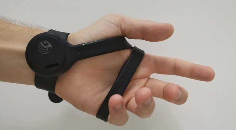 GripBeats: Wearable für Musiker, DJs und Performer