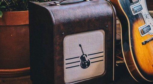 Harmony 8418 tube combo reissued