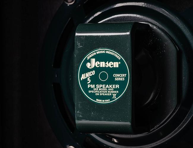 Harmony 8418 tube combo reissued jensen speaker