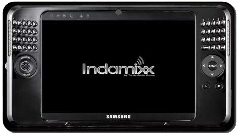 Indamixx portable Music- und DJ-Studio