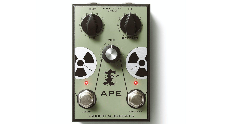 J Rockett Audio Design APE Analog Preamp Experiment Effekt Pedal